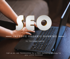 Affordable Seo Agency - V1 Technologies