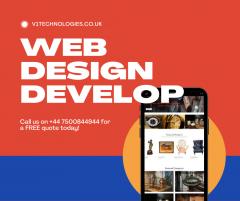 Website Design And Development Service - V1 Tech