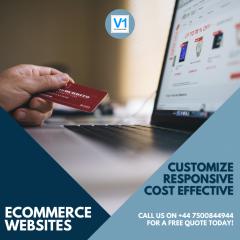 E-Commerce Website Development - V1 Technologies