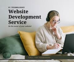 Website Design In Livingston -V1 Technologies