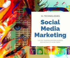 Social Media Marketing Agency - V1 Technologies