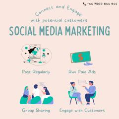 Social Media Marketing - V1 Technologies