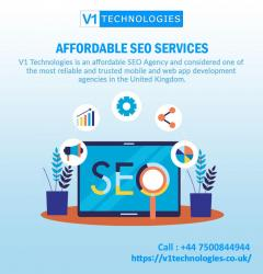 Get The Best Affordable Seo Service - V1 Technol