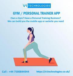 Gym Or Personal Training App - V1 Technologies