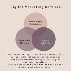 Grab The Best Digital Marketing Service - V1 Tec