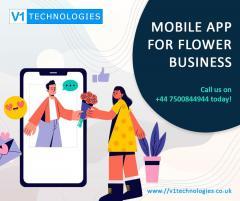 Florist  App  - V1 Technologies