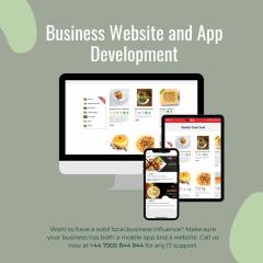 Website And App Development Service - V1 Technol