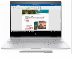 HP - Spectre x360 2-in-1 13.3 Privacy Touch-Screen Lap
