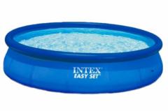 Intex Easy Set Inflatable Pool 10ft x 30 No Pump