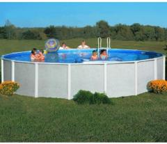 Best Premier Round Steel 16Ft Pool Online In Uk