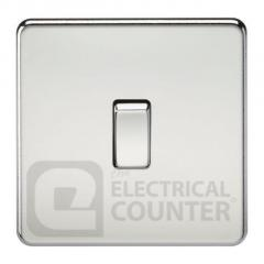 Buy Polished Chrome Light Switches at Electrical Counte