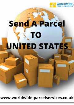 Ship Parcel UK to USA with the worlds best couriers