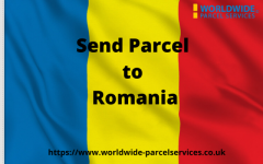 Send A Parcel to Romania - Worldwide Parcel Services