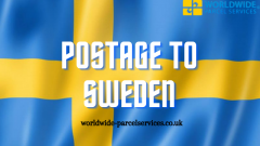 Postage To Sweden With Worldwide Parcel Services
