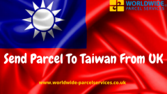Send Parcel To Taiwan With Worldwide Parcel Serv