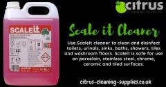 Scale It Cleaner - Citrus Cleaning Supplies