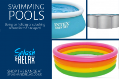 Cheap Swimming Pools - Splash And Relax