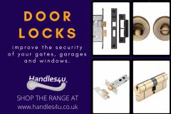 Buy Online Door Locks From Handles4U