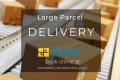 Large Parcel Delivery