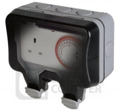 Outdoor Timer Socket - The Electrical Counter