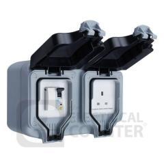 Bg Masterplug Ev Charging Socket