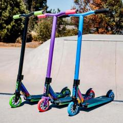 Shop Stunt Scooters Online From Ripped Knees