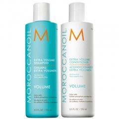 Moroccanoil Extra Volume Shampoo & Conditioner - 250ml