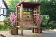 Arbours with Seats  Wooden Arbour  Arbour Bench  Gar