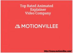One of the Top Rated Animated Explainer Video Company-M
