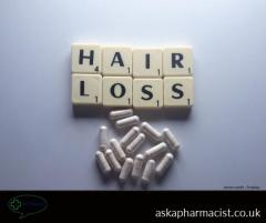 Best Hair Loss Treatment in London  Ask A Pharmacist