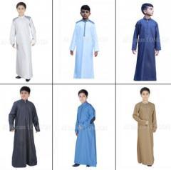 Thobe Jubba manufacturer-wholesaler - Al-Haram Ltd