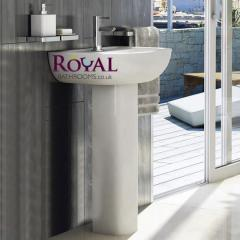 New Basin Design In Uk By Royal Bathrooms