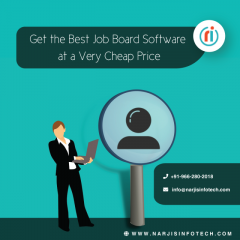 Get the best Readymade Job Board Software