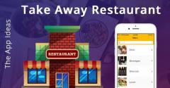 Take Away App  Restaurant App  Food Ordering App