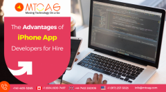 Hire Effective and Affordable iPhone Apps Developer
