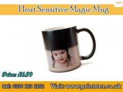 Try Heat Sensitive Magic Mug
