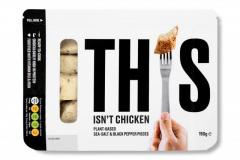 Eat Protein-Rich Plant-Based Chicken in the United Kingdom