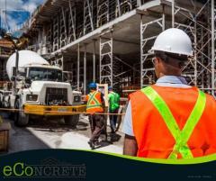 High Quality Concrete Supplier in London  eConcrete