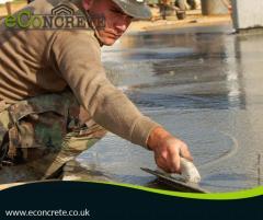 Concrete Supplier for Construction in London  eConcret