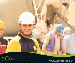 Volumetric Concrete Supplier for Construction in London