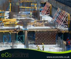 Best Concrete Supplier for Construction  eConcrete