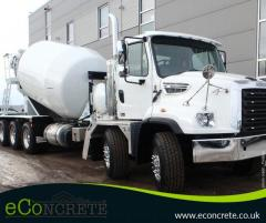 High Quality Concrete Supplier for Construction London