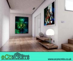 Best Polished Concrete Flooring in London  eConcrete
