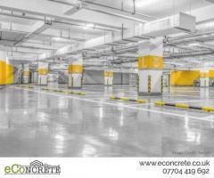 Go for Concrete Flooring in London  eConcrete