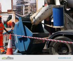 High Quality Ready Mix Concrete in Harrow-eConcrete