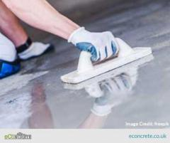 High Quality Concrete Supplier in Surrey  eConcrete