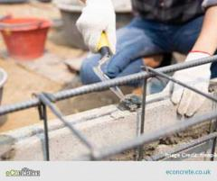 Get High Quality Ready Mix Concrete in London-eConcrete