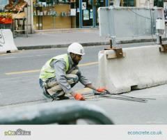 Top Quality Ready Mix Concrete in Barnet-eConcrete