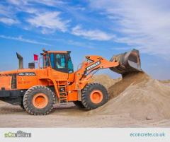 Ready Mix Concrete Supplier in Different Areas