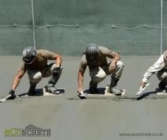 Polished Concrete Flooring Service in London-eConcrete